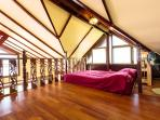 Upper Level Loft, with 2 Queen Beds and Ocean Views on 3 sides!