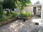 jardinet de la maison