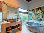 Bathroom (Bungalow N 1)