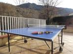Table tennis with a view