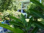 La maison au coeur du jardin
