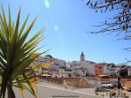 Panoramic view of Arriate - just a short drive - or jump on a train to Ronda
