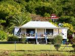 A charming, two bedroom,  island-style home in Falmouth, Antigua.