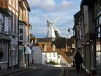 Cranbrook, Kent. A beautiful, historic market town only 2 miles away