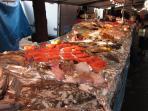 Award winning food merchants and 3 day a week outdoor street market minutes away.