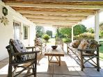 The veranda (stoep)