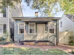 Historic District 2BR/1BA Cottage