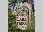 29 Welcome to South Lake Tahoe