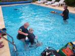 Our highly qualified dive instructors visit each Wednesday from 5pm-7pm