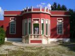 Villa con parco privato tra otranto e gallipoli