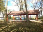 Park Pavilion Nearby