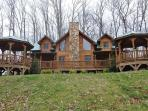 Cherokee Timber Lodge Is Just Minutes from Harrahs Cherokee Casino and Event Center