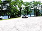 Trailer Your Boat to the Cabin and Put In at the Flat Branch Dock