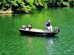 With Deep and Cold Waters This Lake Has One the Largest Varieties of Fish Population in America