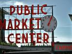 Pike Place Market is only 2 blocks away!