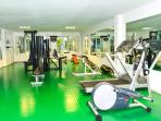 Palmar 6E Cozumel Gym