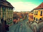 Sibiu downtown