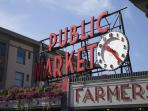 Pike Place Market is a must to visit