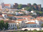 Historical city Silves (5min, by car)