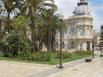 Cartagena is not far away for sightseeing and shopping