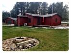 Room to run, jump and play under the stars in the fresh air of the Black Hills. Blue skies.
