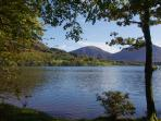 Nearby Loweswater offers easy walks through Holme Wood where you can see Red Squirrels and Deer.