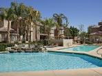 Main pool with lap pool
