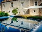Beautiful stone villa with pool for rent near Dubrovnik