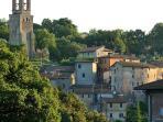 Papiano, borgo medievale