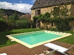 Traditional stone property near Sarlat, Dordogne