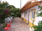 casa oasis front terrace