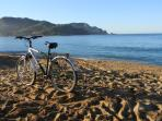 Biking to Barra de Navidad