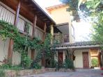 Patio Central | Casa de Anny