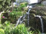 Nazari Gardens in Velez de Benaudalla