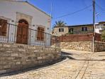 Situated in a small vilage