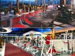 FITNESS CENTRE on the 6th floor (THB 535 Daily access)