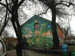 Christiania Entrance, 1 minute walk