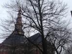 Vore Frelsers Kirke, The Famous Church, 1 minute walk,.