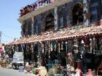 Need some souvenirs?  Shopping and prices are great at Rocky Point's Cholla Mall.