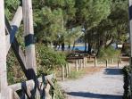 Le Lac marin de Vieux Boucau Port d'Albret