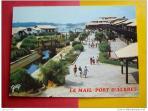Promenade sur Le Mail de Vieux Boucau, bars, Restos, commerces ....