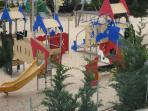 Children's play area (5 mins drive)