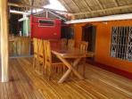 principal dining room