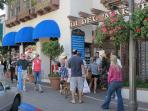 Charming Downtown San Clemente, boutique shopping & great restaurants