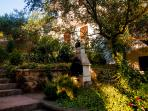 Our 4-tiered Mediterranean garden