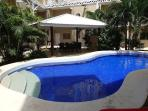2nd Pool in condo with palapa