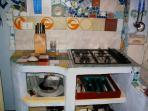 cucina fuochi