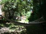 Jardín de sombra