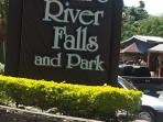 villa is located 5 minutes away from the world famous dunns river falls