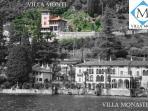 Villa Monti: location